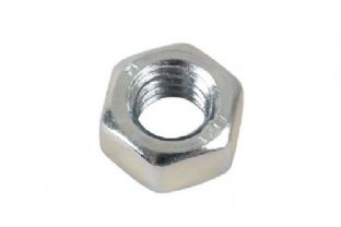 Connect 36933 Plain Nuts Metric 12mm Pk 5